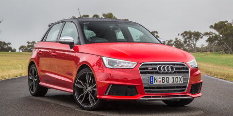 2015 Audi S1 Review : track test