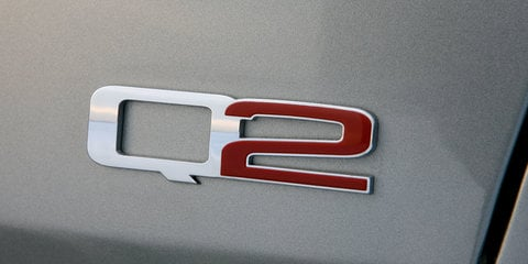 Audi boss confirms trademark swap with Fiat Chrysler for Q2, Q4 badges