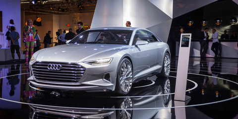 Audi expands investment to $35.5b; promises 10 all-new models by 2020