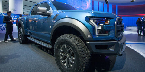 Ford F-150 Raptor mates 10-speed auto with high performance turbocharged 3.5-litre V6