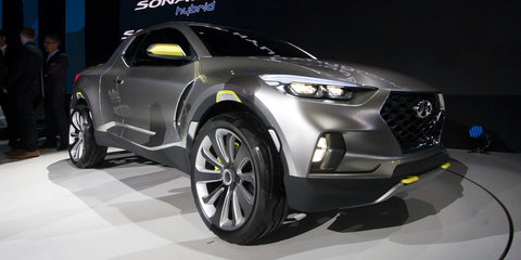 Hyundai Santa Cruz ute could sell like a RAV4 or CR-V, claims product chief