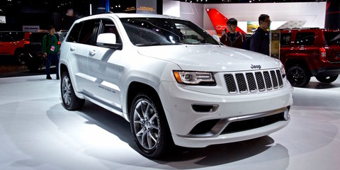 Jeep Grand Cherokee Summit to compete with German luxury SUVs
