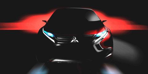 Mitsubishi compact SUV concept previews next ASX