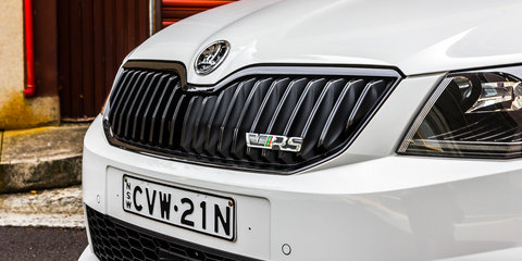 Skoda Octavia Review : RS 135TDI Wagon
