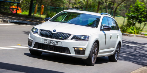 2015 Skoda Octavia RS Review : RS 135TDI Wagon