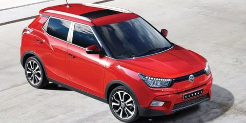 Ssangyong Tivoli under a cloud of uncertainty for Australia