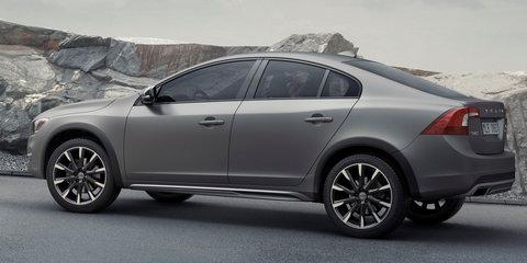 Volvo S60 Cross Country sedan to debut in Detroit