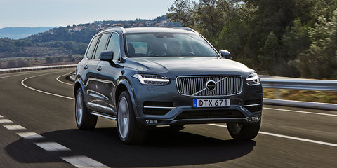 New Volvo XC90 wouldn't be possible under Ford ownership