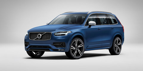 2016 Volvo New Cars