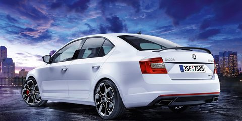 2015 Skoda Octavia RS 230 unveiled