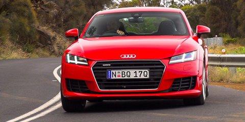 2015 Audi TT Coupe Review