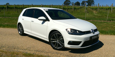 2015 Volkswagen Golf R-Line Review: 103TSI