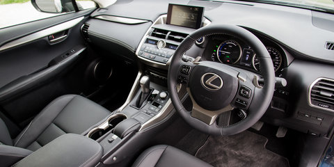 2015 Lexus NX300h Luxury 2WD Review