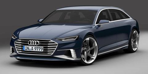 Audi Prologue Avant concept for Geneva show previews aggressive future design