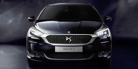 2015 DS 5 facelift revealed ahead of Geneva motor show