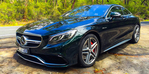 2015 Mercedes-Benz S63 AMG Coupe Review