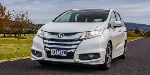 Honda Odyssey Review : LT4