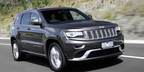 2015 Jeep Grand Cherokee Summit Platinum now on sale