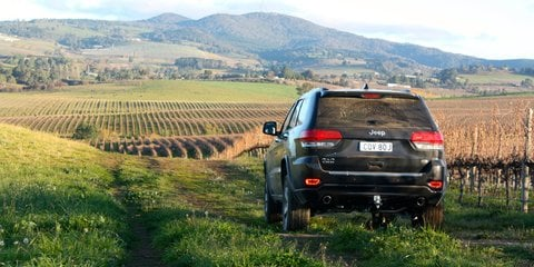 2014 Jeep Grand Cherokee Overland Review: LT3