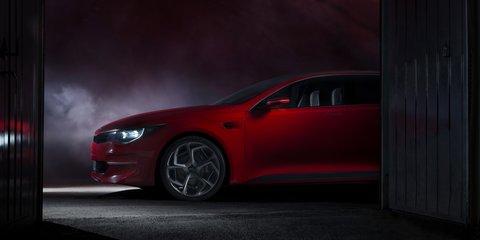 Kia Optima concept to be revealed at Geneva motor show