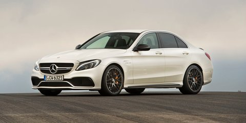 2015 Mercedes-AMG C63 pricing and specifications