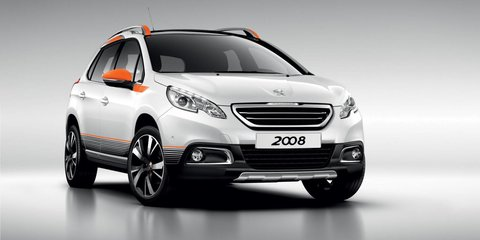 Peugeot 2008 : New Downtown pack, prices sneak up