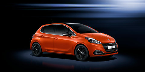 2015 Peugeot 208 revealed with minor styling tweaks - UPDATE