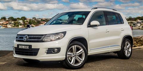 2015 Volkswagen Tiguan Review : 155TSI R Line