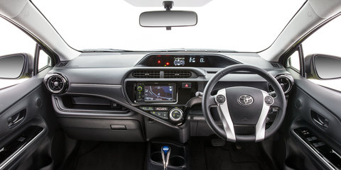 2015 Toyota Prius C becomes Australia's most affordable hybrid car