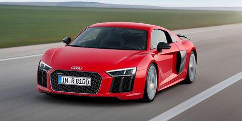 2015 Audi R8 leaked online ahead of Geneva debut