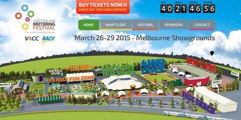 2015 Australian Motoring Festival : Ferrari, Mercedes-Benz, Toyota promise diverse displays for inaugural event