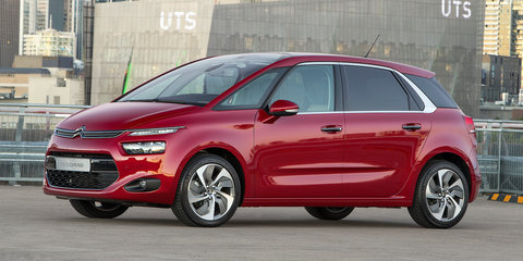 2015 Citroen C4 Picasso pricing and specifications