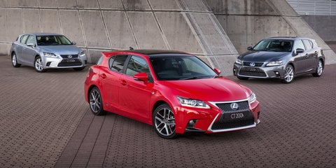 Lexus CT hatch could be replaced by an SUV