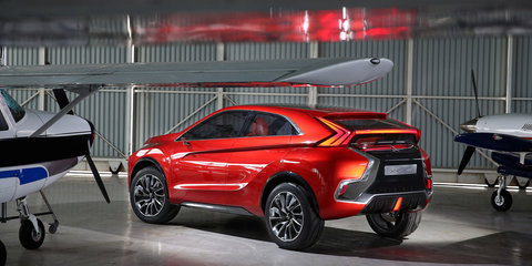 Mitsubishi XR-PHEV II Concept provides clues about next-gen ASX