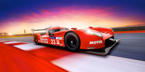 Nissan GT-R LM Nismo unveiled: Front-engine, FWD vehicle to take on Le Mans