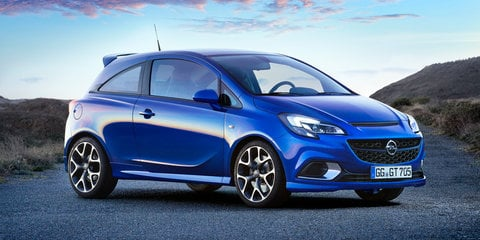 Opel Corsa OPC revealed with 152kW turbo