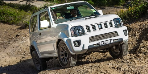 Suzuki Jimny Sierra Off-road Quick Review