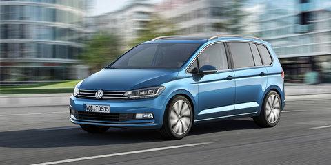 Volkswagen Touran MPV unveiled ahead of Geneva