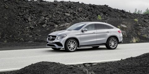 "Mercedes-Benz GLE Coupe ""will sell well in Australia"", company claims"