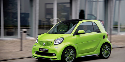 New-generation Smart a no-go for Australia