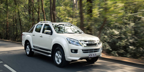 Isuzu D-Max X-Runner limited edition launches in Australia, limited to 360 units