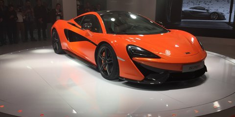 McLaren 570S won't cheapen the brand