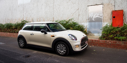 2015 Mini One Review