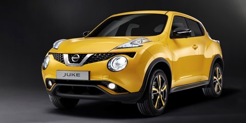 2017 Nissan Juke to be more refined, hybrid variant on the cards - report