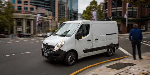 2016 Renault Master, Trafic, Kangoo: prices increase with boosted safety, new features