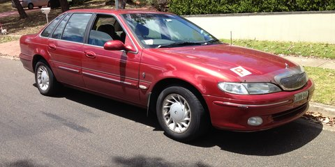 1997 Ford Fairlane Ghia Review Review