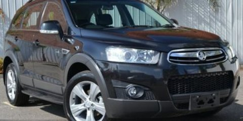 2012 Holden Captiva 7 Cx Review Review