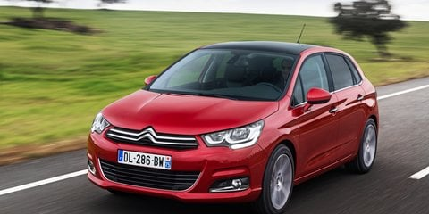 2016 Citroen C4 here in Q3