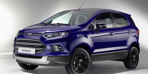 2015 Ford EcoSport revealed - UPDATED