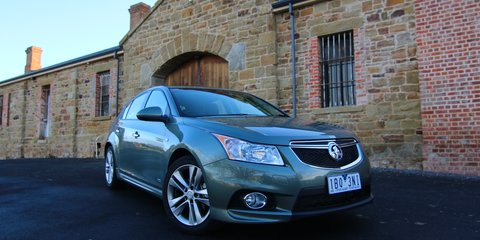 2014 Holden Cruze Review: South Melbourne to Castlemaine weekender